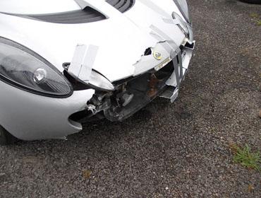 Car Crash Repairs in Trowbridge