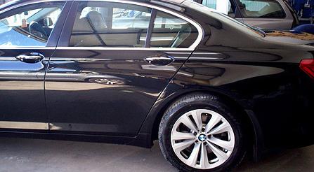 BMW Scratch Repairs