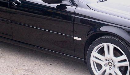 Jaguar Dent Removals